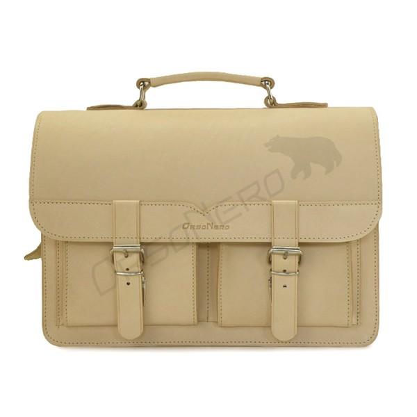 Juchtowa torba 3w1 0190 naturalna