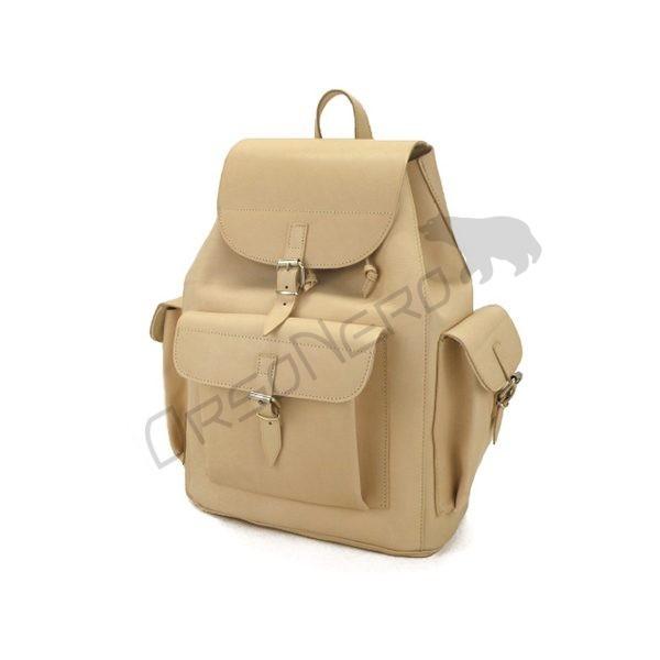 Duży Plecak Skórzany 0086-1