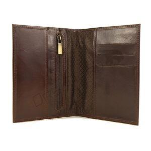 Skórzane Etui Na Paszport 0219-2