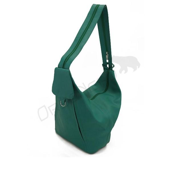 Plecako-torebka skórzana
