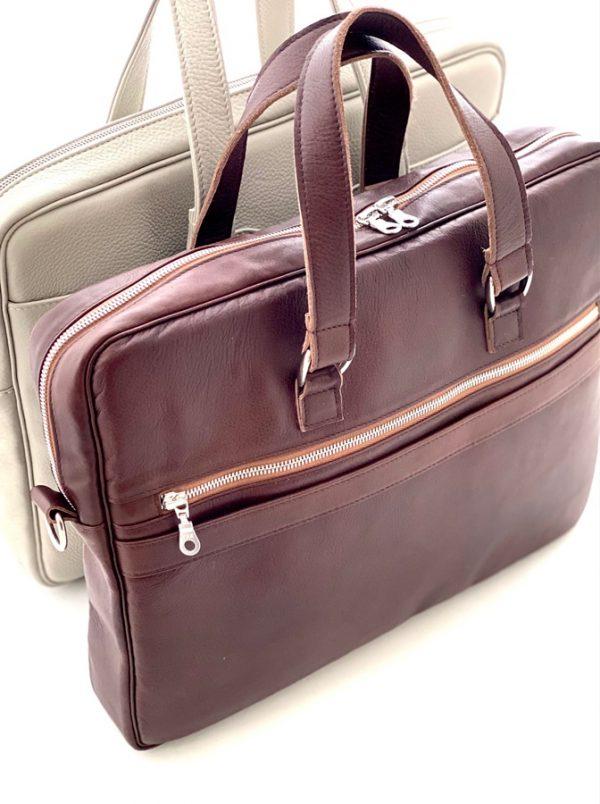 Skórzana Torba - Laptop Bag